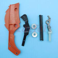 Brake Cover Lever Knee Joint Sleeve Kit fit HUSQVARNA 390 385 362 365 371 372 XP