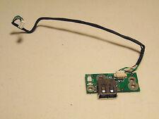 HP Pavilion ZD8000 Series USB Port Board W/ Cable DA0NT2PC6C9 32NT2UB0002