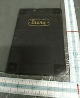 Vintage 1951 HANDWRITTEN DIARY JOURNAL writing life pamphlet
