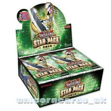 YuGiOh! Star Pack 2013 New and Sealed Box - 50 Booster Packs Unlimited Edition