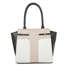 Nine West Gleam Team Wing Satchel Bag Elm