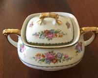 Union k Sugar Bowl & Lid in PUN9 by Porcelain Union