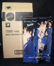 Evening Pearl Barbie Doll Presidential Porcelain Coll 1995 Ltd Ed & Shipper NRFB