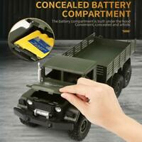 RC Car Truck Radio Machine Tracked LED Light Remote Control Car Kids Toys Hot