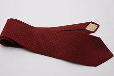 CERRUTI 1881 Tie Paris by Handskull (UK) 2.9 inch silk vintage dots red