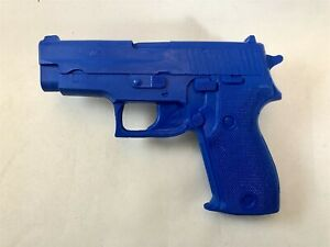 Blue Guns SIG Sauer P225 Replica Police Training Pistol Solid Durable Resin