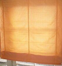 Swish Plain Quality Soft Terracotta Roman Blind /Blinds 180cm (6ft)