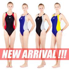Hxby 283 Para Mujer De Entrenamiento Racing Traje De Baño Competencia swimwears Todas Las Tallas Envío Gratuito