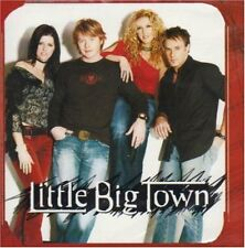 LITTLE BIG TOWN : LITTLE BIG TOWN   (CD) Sealed