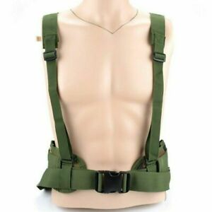 Tactical Belt Military Airsoft Combat Molle Belt Men Hunting Soft Padded