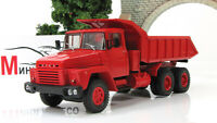 Scale car 1:43, KrAZ-251 red