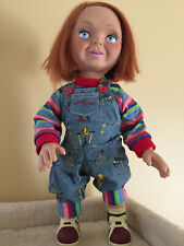 "Mezco Good Guys 15"" Talking Chucky Doll Works READ"