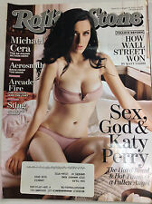 Rolling Stone Magazine Kate Perry Sex & God August 19, 2010 050217nonrh