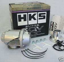 HKS Universal SSQV SQV Super Turbo Bov Pull-type Blow Off Valve with Adapter JDM