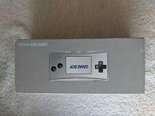 NINTENDO GAME BOY-MICRO plata (en Caja 3)