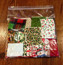 1/2 Pound Christmas Quilt Fabric Scrap Pack