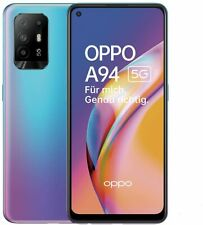 Oppo A94 5G Dual-SIM 128 GB blau Smartphone Handy (Wie Neu in OVP)