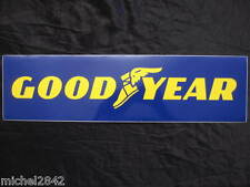 AUTOCOLLANT GOODYEAR STICKER 32,5 x 9 rallye racing tyre pneu deco rally tuning