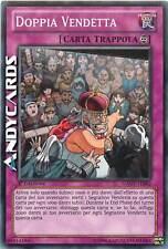 Doppia Vendetta ☻ Comune SP ☻ GAOV IT080 ☻ YUGIOH ANDYCARDS