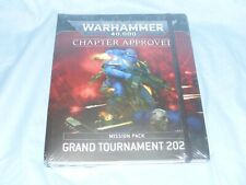 Warhammer 40,000 Chapter Approved Grand Tournament 2020 Mission Pack In Stock