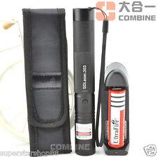 2 IN 1 Puntero LÁSER VERDE 1 mw 532 nm PRESENTACIONES + Batería + cargador