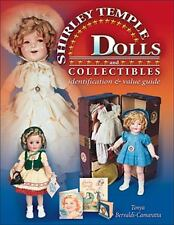 NEW BOOK Complete Guide to Shirley Temple Dolls Price Guide Collector's Book