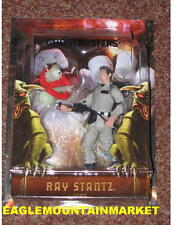"6"" RAY STANTZ  FIGURE W/ GHOSTBUSTERS GLOW IN THE DARK LOGO"