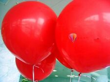 "5pcs 36"" Inch Red Latex Balloons For Birthday wedding party decoration Balloon"