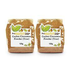 Ceylan Cannelle Poudre (vrai) 250 G | Acheter Whole Foods En Ligne | Gratuit Royaume-Uni P