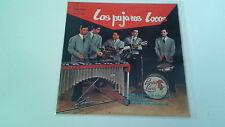 """LOS PAJAROS LOCOS """"MIRA COMO BAILO YO"""" EP 7"""" SPANISH SINGLE G/A B/A"""