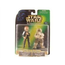 Star Wars Power of the Force Max Rebo Band Pairs Barquin D'an & Droopy McCool