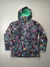 Billabong Womens Jacket Snow ski size small 10K all over print coat