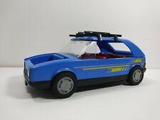 Vintage 1986 Suzuki Swift GSi Playmobil Geobra Blue Rally Racing Car
