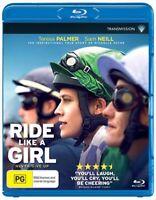 Ride Like A Girl : NEW Blu-Ray