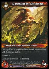 Alexstasza the Life-Binder Worldbreaker Epic 21 World of Warcraft WoW TCG CCG