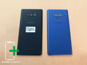 GENUINE SAMSUNG GALAXY NOTE 9 N960 REAR BACK GLASS BATTERY COVER CAMERA LENS