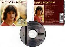 """GERARD LENORMAN """"La Ballade Des Gens Heureux"""" (CD) 1997"""