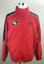 Men's Large Nascar Dale Earnhardt Jr. Windbreaker Jacket 8 Color Red Coat Zip