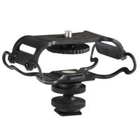 BOYA BY-C10 Universal Microphone and Portable Recorder Shock Mount - Fits t U8E1