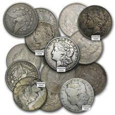 Morgan or Peace Silver Dollars Culls - SKU #180