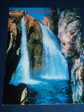 Vintage Postcard - FUENTES DEL ALGAR  - Algar River