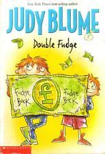 Double Fudge by Judy Blume - PB, 2002
