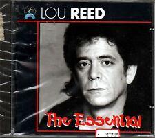 REED LOU THE ESSENTIAL CD 22 TRACKS SEALED RARO