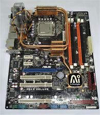 ASUS P5K3 DELUXE WiFi-AP P35 motherboard Socket 775 with Intel Q6600 CPU