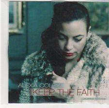 (EQ461) Alexia Coley, Keep The Faith - 2013 DJ CD