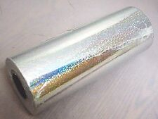JEWELERS Jewelry Gift Wrapping Paper SILVER HOLOGRAPHIC FOIL New
