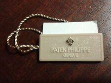 PATEK PHILIPPE Hangtag Sello Seal Cachet Sigillo GENEVE 5296G-010 CALATRAVA TAG