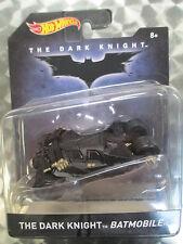 Hot Wheels Collector Series ~ Batman Dark Knight Batmobile Die-Cast DKL27