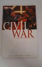 Civil War A Marvel Comics Event Marvel Graphic Novel Comic Book