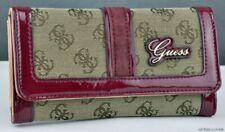 Porte-monnaie et portefeuilles deux plis beige pour femme